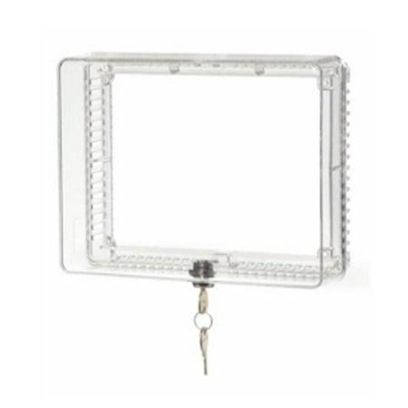 Honeywell Plastic Thermostat Guard 6-1/16