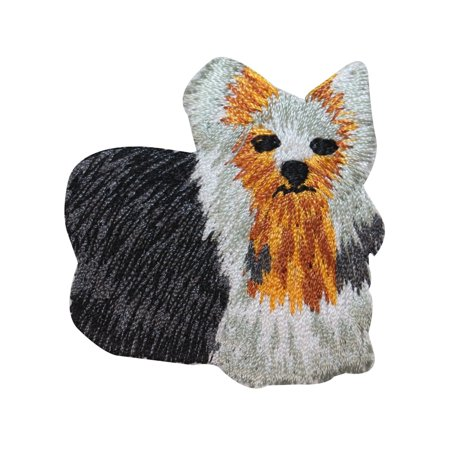 ID 2788 Shih Tzu Toy Dog Patch Breed Pet Puppy Embroidered Iron On