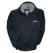 Hooded Jacket, Black, 3XL 37084