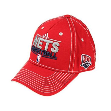 Adidas NBA Men's New Jersey Nets Flex Adidas Hat (Hats Adidas)