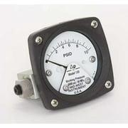 MIDWEST INSTRUMENT 120-AA-00-OO-10P Pressure Gauge,0 to 10 psi