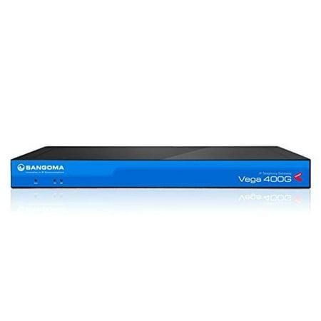 Sangoma VEGA-4NG-030 VS0158 4 Port T1-E1 30 Channels Software VoIP Gateway