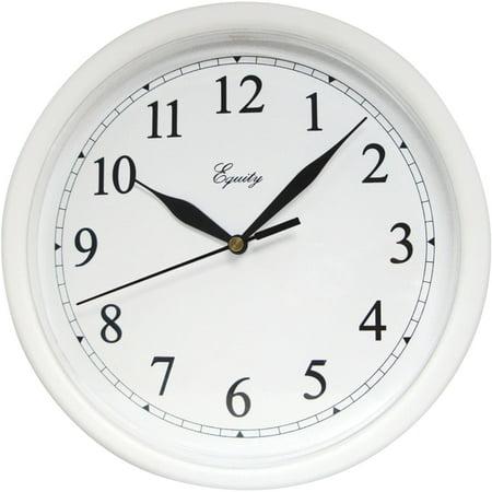 La Crosse Technology Equity Quartz Wall Clock