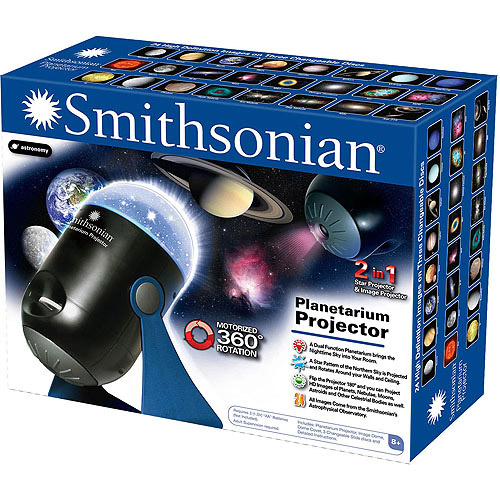 Smithsonian Room Planetarium and Projector