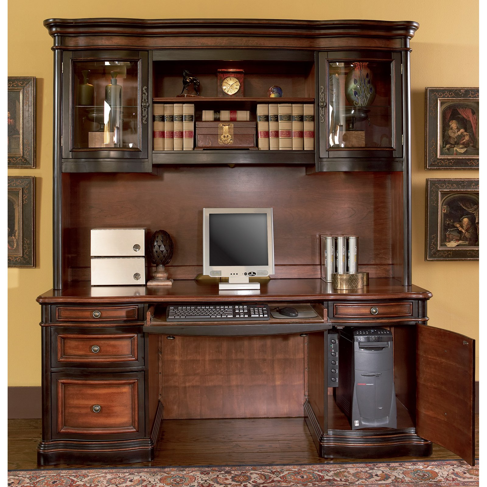 Coaster Gorman Credenza with Optional Hutch by Coaster Furniture