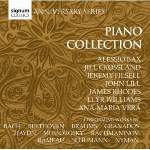 Piano Collection / Various (Aniv)