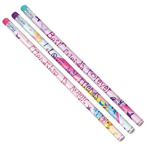 My Little Pony Friendship Pencils (12 ct)