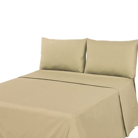 Microfiber Bed Sheets: Hypoallergenic Bamboo Sheets, Queen Sheets with Pillowcases and Deep Pocket