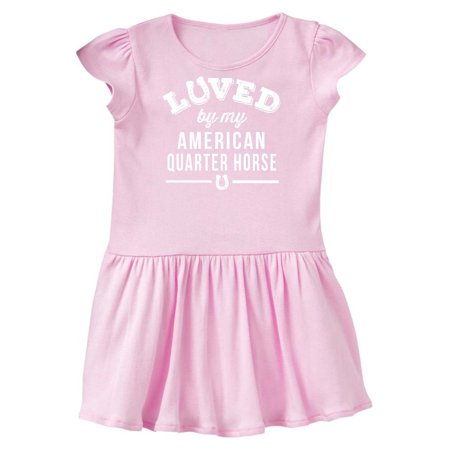 American Quarter Horse Lover Gift Idea Toddler Dress](Toga Dress Ideas)