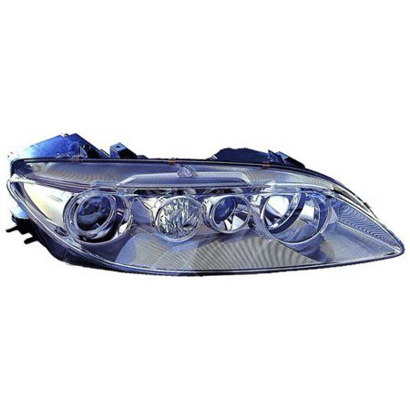 Go-Parts » 2003 - 2005 Mazda 6 Front Headlight Headlamp Assembly Front Housing / Lens / Cover - Right (Passenger) Side GK2A-51-0K0E MA2503125 Replacement For Mazda 6