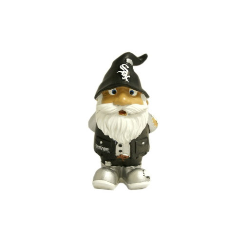 Chicago White Sox Official MLB Garden Gnome by Forever Collectibles 936258