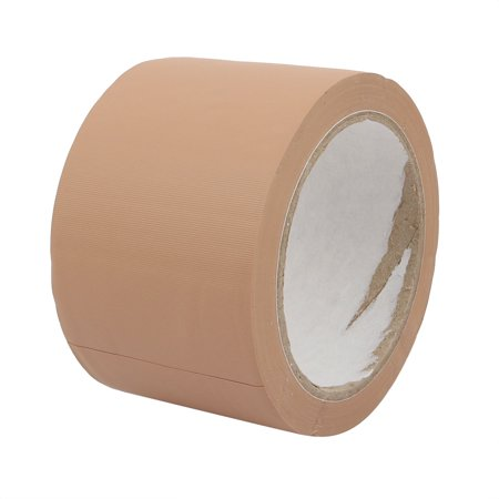 Single Sided PVC Sealing Adhesive Tape Easy-clean Brown 70mm Wide 22 Meters Long - image 3 of 3
