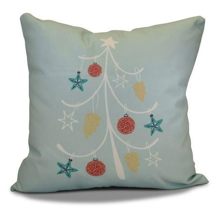 E By Design Pinecone Tree Decorative Pillow Walmart Fascinating Pine Cone Decorative Pillows