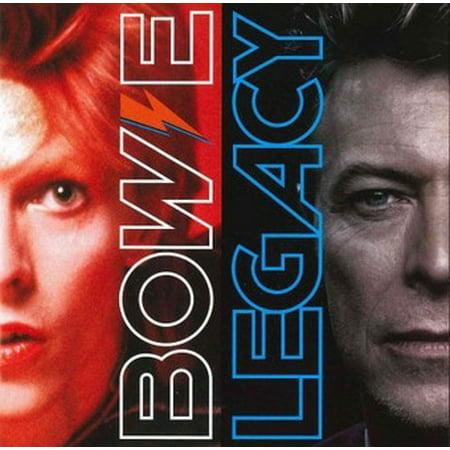 David Bowie - Legacy (CD) (Peter Frampton David Bowie)