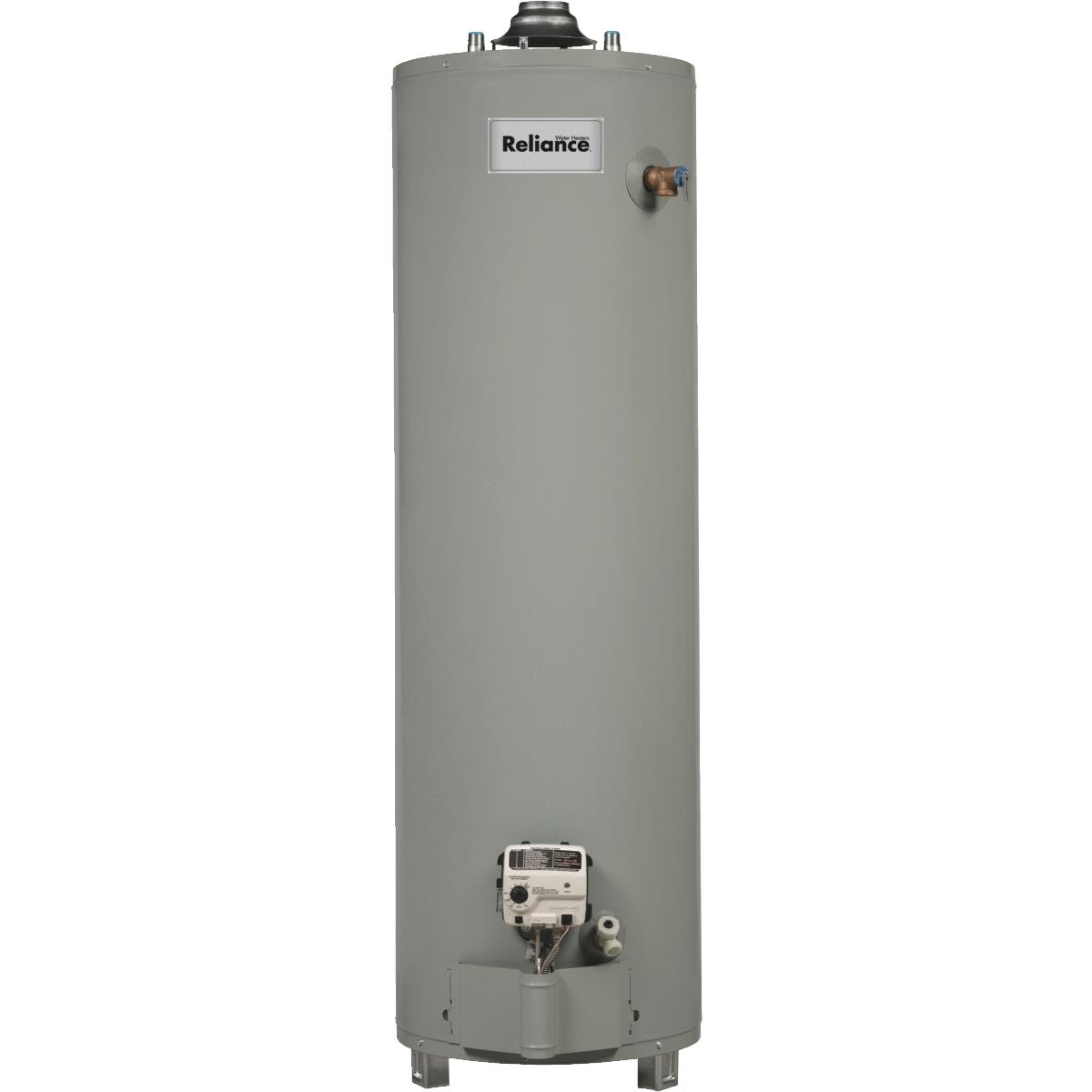 Reliance 40gal Ultra Low NOx Natural Gas Water Heater