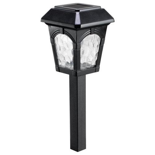 Westinghouse Grafton Solar Light, Black