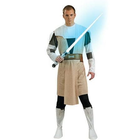 Men's Obi Wan Kenobi Clone Wars - Child Obi Wan Kenobi Costume