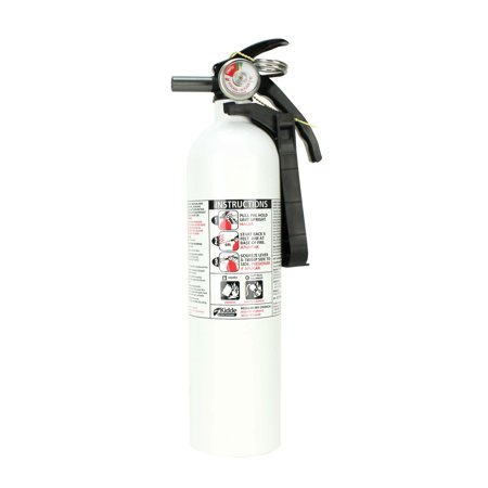 Multi Purpose Fire Extinguisher - Kidde 466628Mtlk Fire Extinguisher Gauge 10-B:C