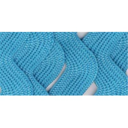 Blue Jumbo Gems (Jumbo Rick Rack 5-8 in. 2-1-2 Yards-Blue Jewel )