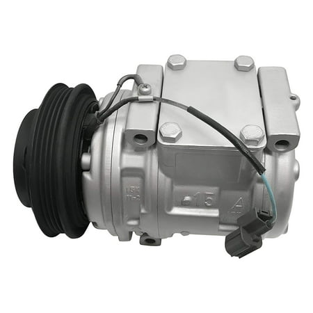 RYC Remanufactured AC Compressor and A/C Clutch IG335 Fits 1998, 1999, 2000, 2001 Acura Integra 1.8L (Does Not Fit Honda Civic Models) Acura Integra Ac Heating
