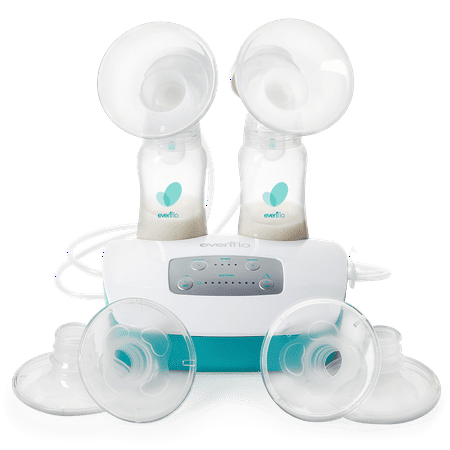 Evenflo Advanced Double Electric Hospital-Strength Breast Pump