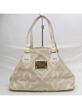 bf8885f431dd1a Product Image Cabas Limited Edition Rose Tahitienne Pm 868714 Taupe Canvas  Tote