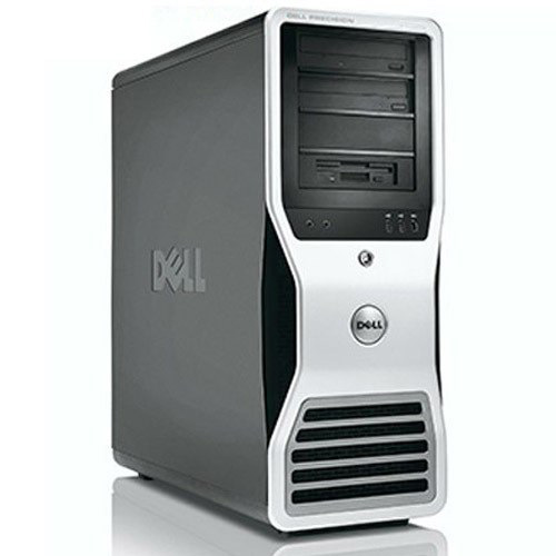 Dell Precision T3500 Windows 10 Pro Premium Desktop PC Tower Intel Xeon 2.26GHz Processor 8GB RAM 500 Hard Drive DVD with Dual Out Graphics Card