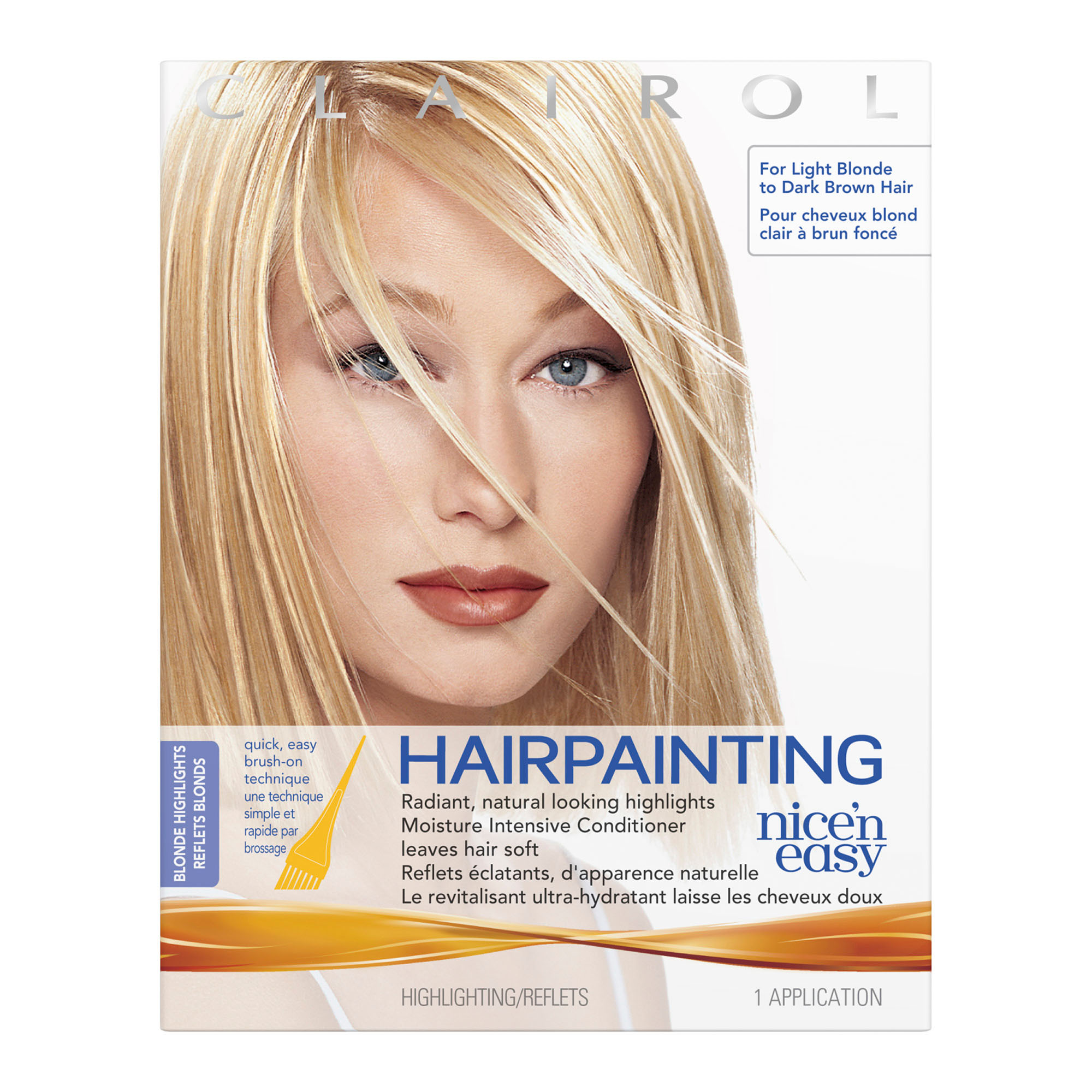 Clairol Nice 'n Easy Hairpainting Blonde Hair Highlights Kit