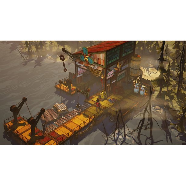 The Flame In The Flood: Complete Edition, Nintendo Switch, [Digital Download], 045496593254
