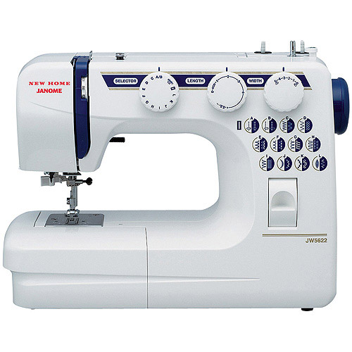 Janome 22-Stitch Sewing Machine, JW7522