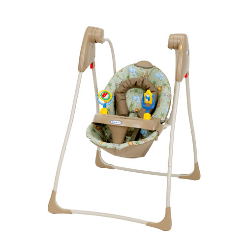 Graco - Compact Swing, Tango in the Tongo
