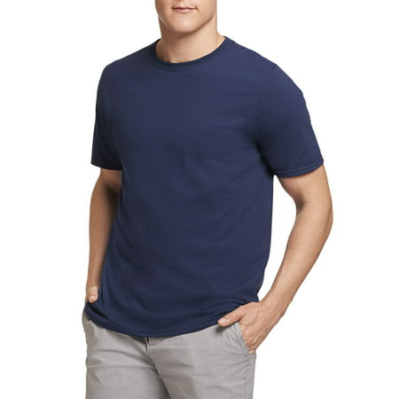 Flower Power Short - Men's Essential Dri-Power Short Sleeve T-Shirt with 30+ UPF