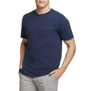 Russell Athletic Men's and Big Men's Cotton Performance Short Sleeve T-Shirt, up to Size 3XL