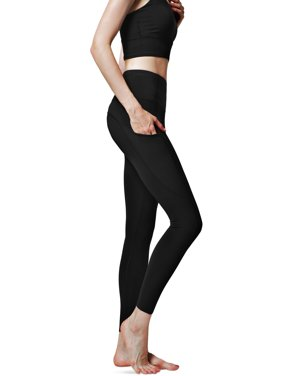 1b83dbe2dc28b Product Image CHICMODA Yoga Pants with Pockets Workout Running Leggings
