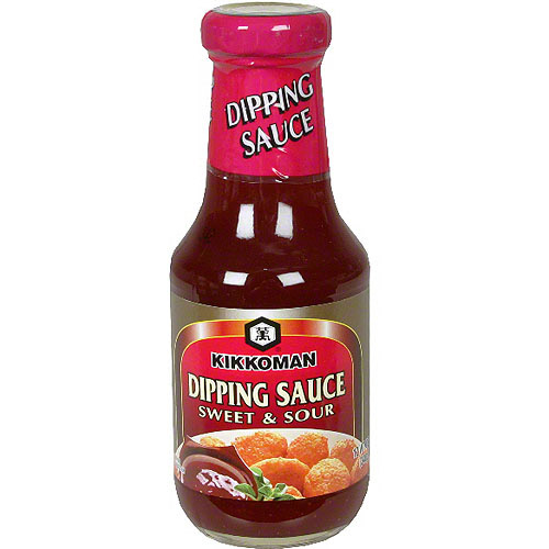 Kikkoman Sweet And Sour, 12 oz Sauce (Pack of 12)