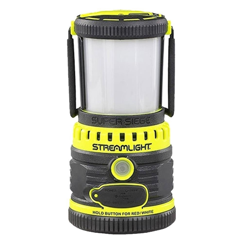 Streamlight Siege 200 Lumens Lantern w/Magnetic Base Yellow