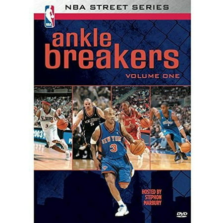 NBA Street Series: Ankle Breakers: Volume 1 (DVD) (Best Ankle Breakers Of All Time)