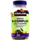 Kirkland Signature Energy B Complex   Assorted   150 Gummies