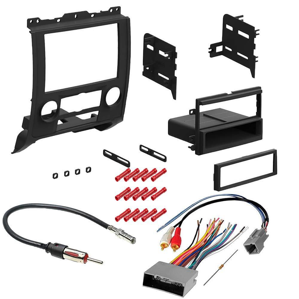 Gskit365 Car Stereo Installation Kit For 2008