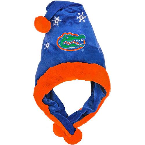 NCAA Thematic Headwear Santa Hat, University of Florida Gators