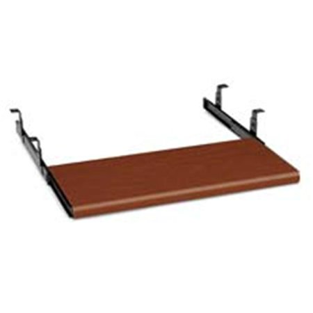 HON Company HON4022N Keyboard Platform- Laminate- 21-.50in.x10in.x1-.13in.- Mahogany