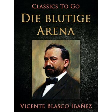 Die blutige Arena - eBook](Blutiges Halloween)