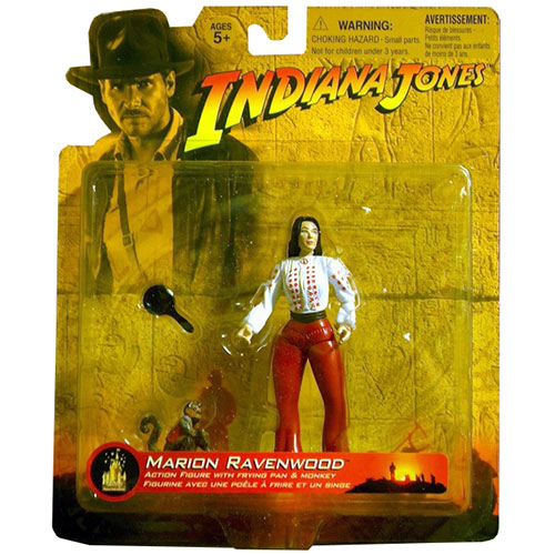 Disney Adventure Park: Indiana Jones Series 2 Marion Ravenwood Action Figure