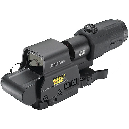 Click here to buy EOTech HHS2 Includes ExPS2-2HWS G33 by Eotech.