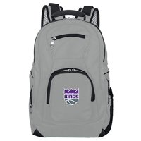 NBA Sacramento Kings Gray Premium Laptop Backpack