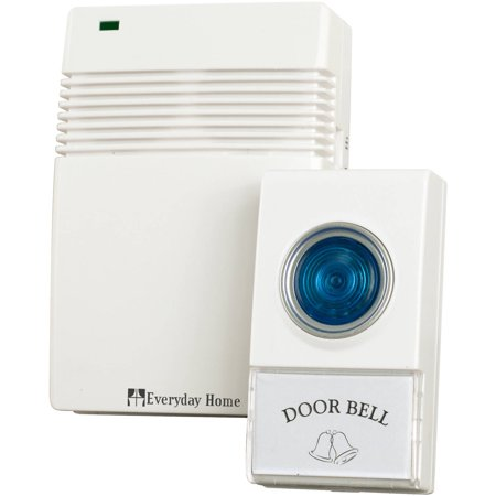 Wireless Remote Control Doorbell with 10 Different Chimes. Wireless Remote Control Doorbell with 10 Different Chimes