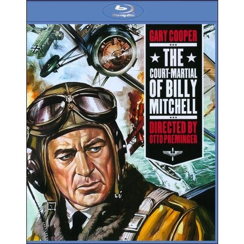 The Court Martial Of Billy Mitchell (1955) (Blu-ray) (Anamorphic Widescreen)