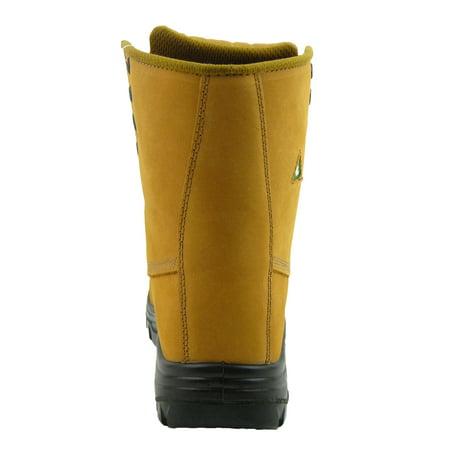 d08c34cfee7 Tiger Men'S 8'' Tall Lightweight CSA Work Safety Boots - 3088