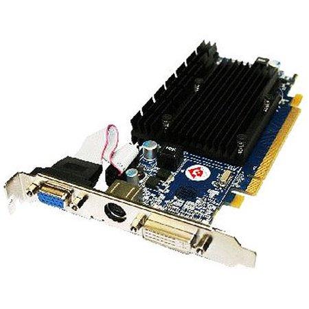 Diamond Viper ATI Radeon HD 4350 - Graphics card - Radeon HD 4350 - 512 MB  DDR2 - PCIe x16 - DVI, D-Sub, HDTV-out