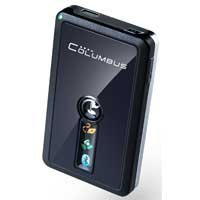 Columbus V-900 Bluetooth GPS Data Logger (microSD , Voice Tag for POI, Driverless, Push to Log, 25 millions waypoints*, XP/Vista/ Linux/Mac OSX Compatible)